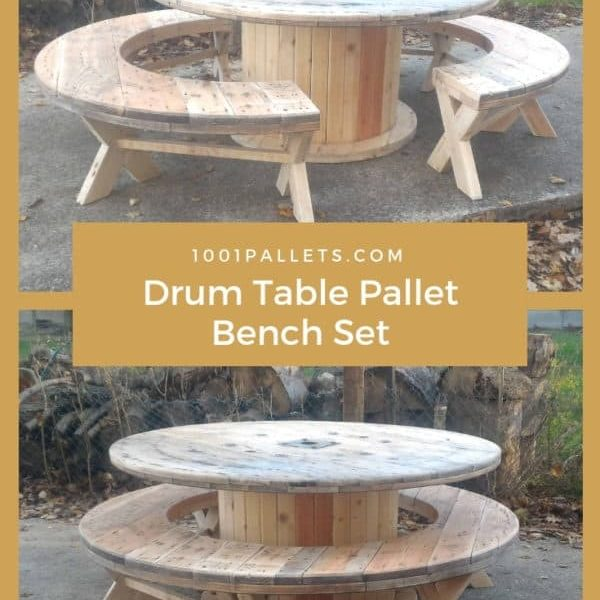 Drum-table