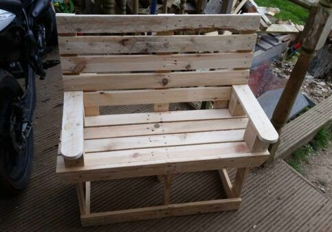 1001pallets.com-kids-bench