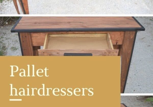 Pallet-hairdressers