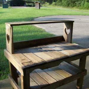 Potting-Bench