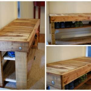 1001pallets.com-rough-cut-lumber-shoe-bench