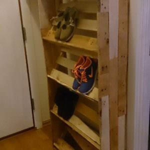 pallet-shoe-shelf
