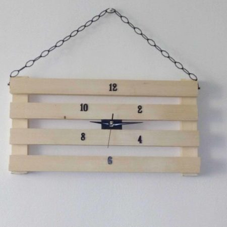 1001pallets.com-wall-clock