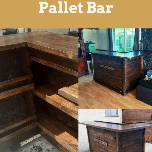 Pjay & Stacy's Pallet Bar