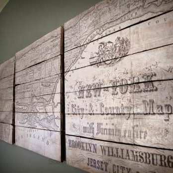 1001pallets.com-pottery-barn-inspired-new-york-tiled-map-diy