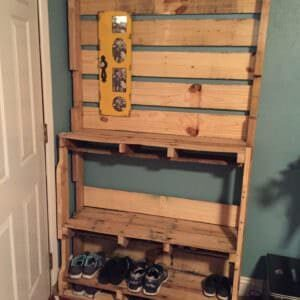 1001pallets.com-shoe-rack