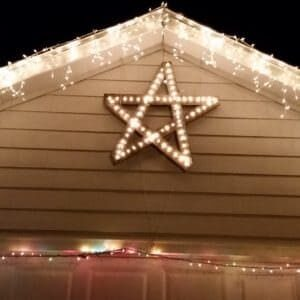 1001pallets.com-lighted-star