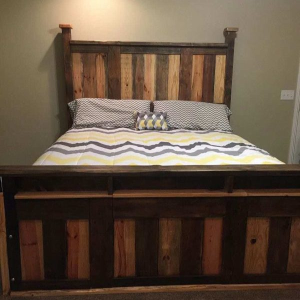 1001pallets.com-king-size-bed-frame