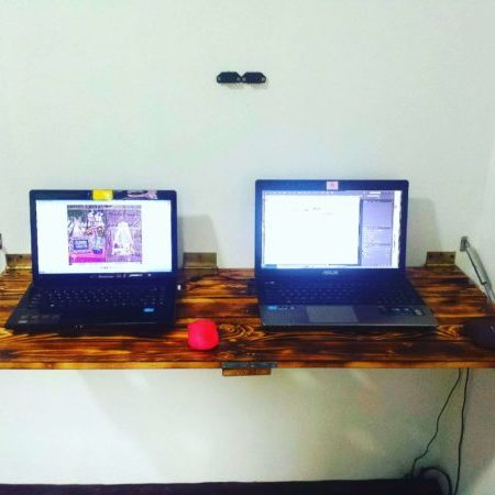 1001pallets.com-hanging-working-table