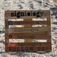 Signtology Other Pallet Projects